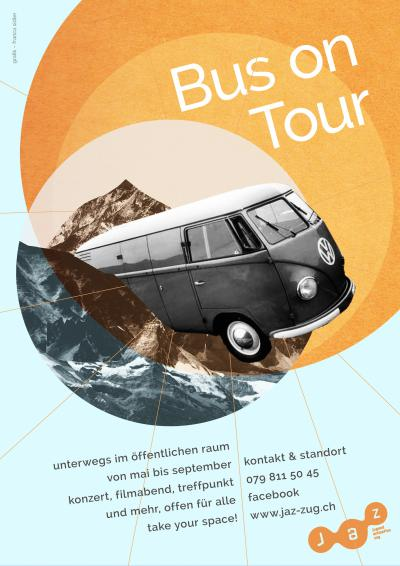 Flyer Bus on Tour feat. Jugend überwindet