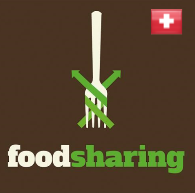 Flyer Foodsharing Zug